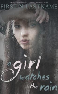 A Girl Watches the Rain $99