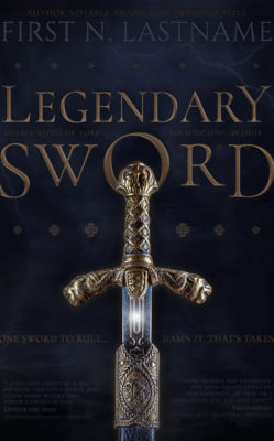 Legendary Sword $199