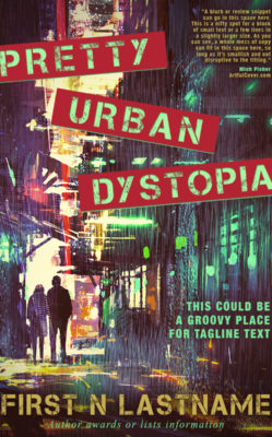 Pretty Urban Dystopia $149