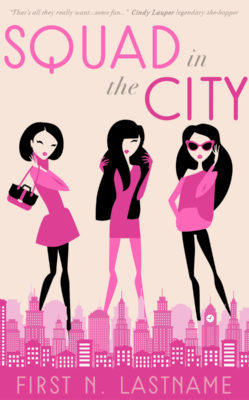 Squad in the City $149