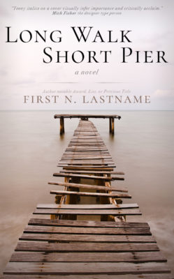Long Walk, Short Pier $149
