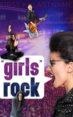 """Girls"" Rock $199"