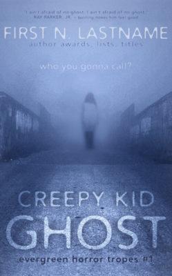 Creepy Kid Ghost $149