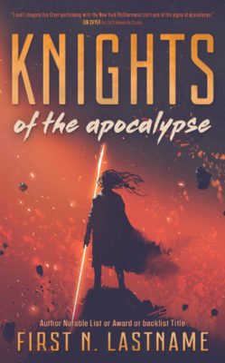 Knights of the Apocalypse $149